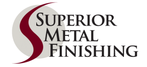 Superior Metal Finishing Detroit logo